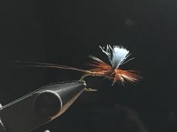 Brown Drake Biot Parachute