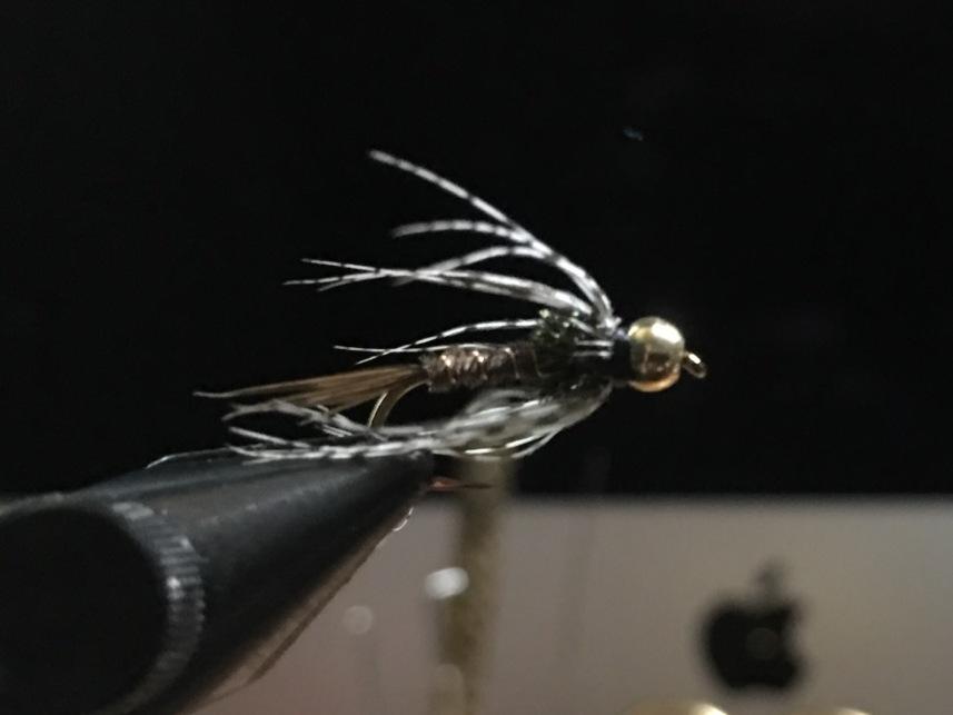 Pheasant Tail Beadheaded Wet Fly