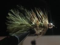 Green Beadhead